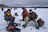 Почти шесть килограммов рыбы наловили ветераны ВИПЭ ФСИН России на соревнованиях по подледному лову