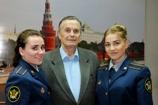 Программа о жизни и службе ветерана В.Ф. Игумнова выйдет в эфир на радио ВИПЭ ФСИН России