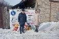 Сотрудники УФСИН России по Костромской области оказали помощь приюту для бездомных животных