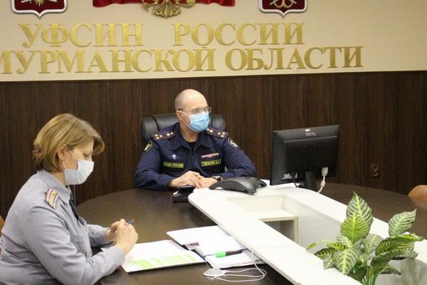 На координационном совещании в Правительстве Мурманской области рассматривался вопрос исполнения наказания в виде принудительных работ