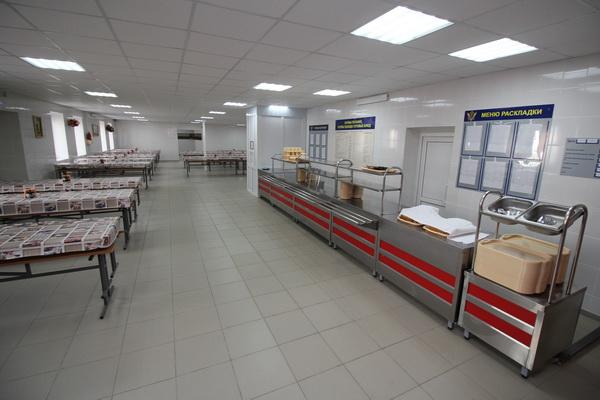 В ИК-10 УФСИН России по Республике Мордовия открыта после капитального ремонта столовая для осужденных