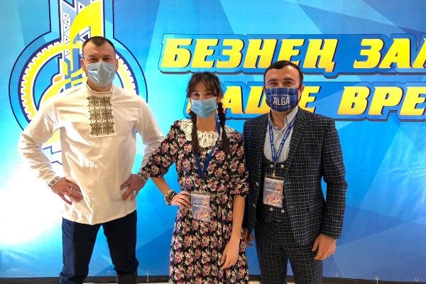 Сотрудники УФСИН России по Республике Татарстан вышли в суперфинал VIII республиканского телевизионного фестиваля творчества работающей молодежи «Наше время - Безнең заман»
