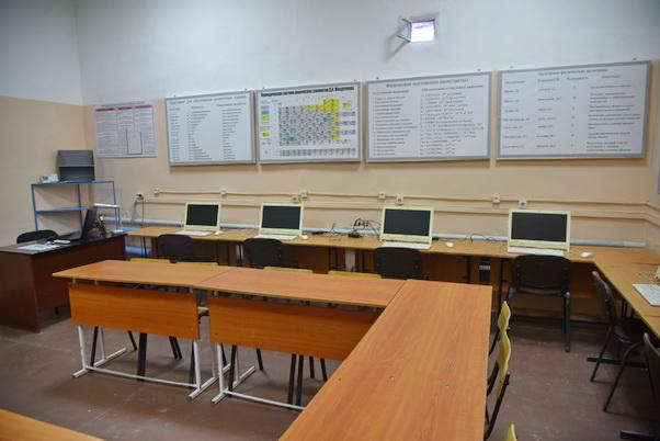 В ИК-2 ГУФСИН России по Новосибирской области после проведения капитального ремонта открыта школа