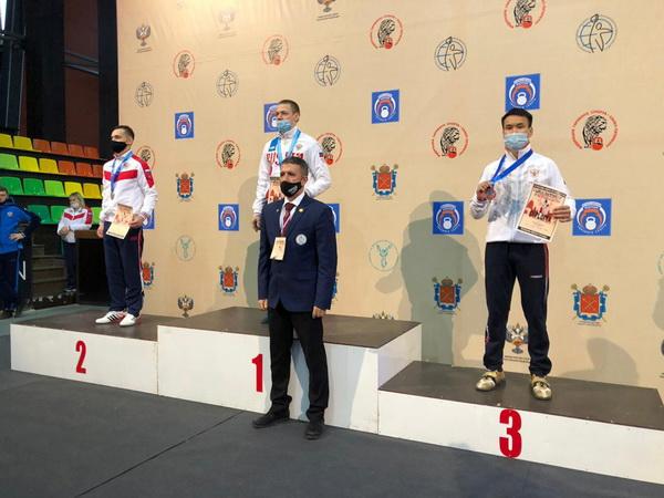 Сотрудник отдела по конвоированию УФСИН России по Республике Саха (Якутия) стал бронзовым призером чемпионата мира по гиревому спорту