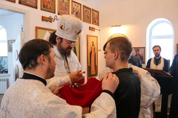Архиепископ Якутский и Ленский Роман совершил богослужение в исправительной колонии № 3 УФСИН России по Республике Саха (Якутия)