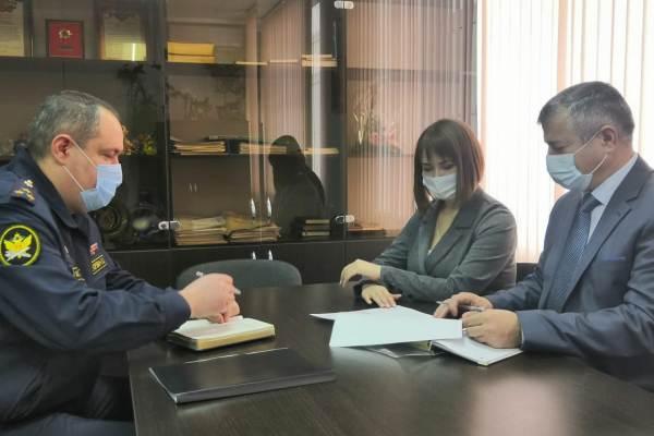 Руководство УФСИН России по Республике Адыгея провело рабочую встречу с главами муниципальных образований республики