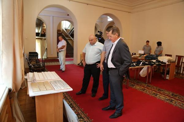 В Астрахани рассмотрели вопросы развития производственного сектора в исправительных учреждениях региона