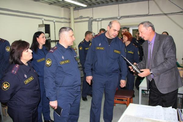 В ГУФСИН России по Приморскому краю развивается сотрудничество с крупными региональными предприятиями