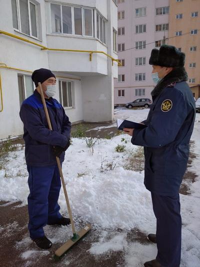 В УФСИН России по Республике Башкортостан функционирует исправительный центр