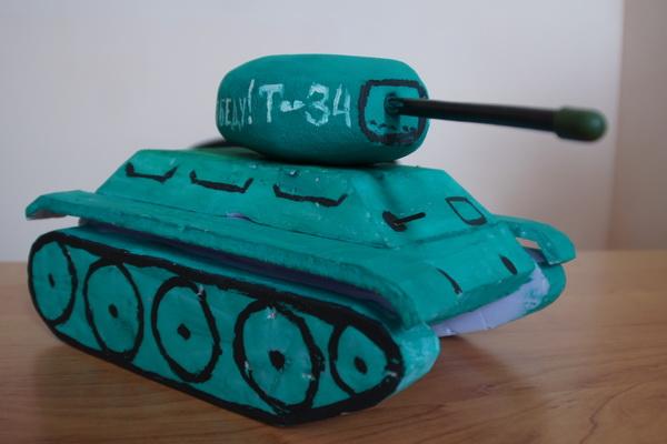 Как сделать фигурки танков