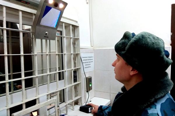 В следственных изоляторах УФСИН России по Республике Коми стали применять биометрические системы распознавания личности