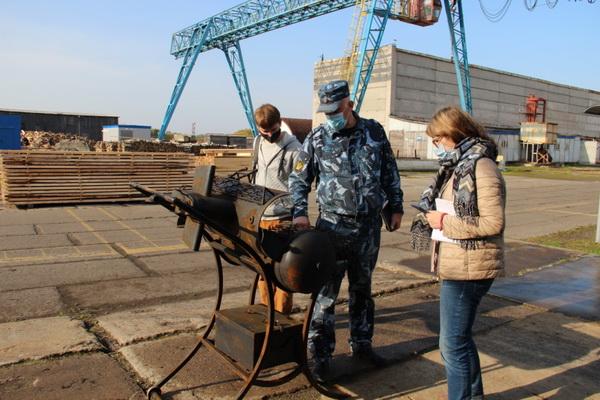 В ИК-1 УФСИН России по Архангельской области организовали пресс-тур для представителей СМИ