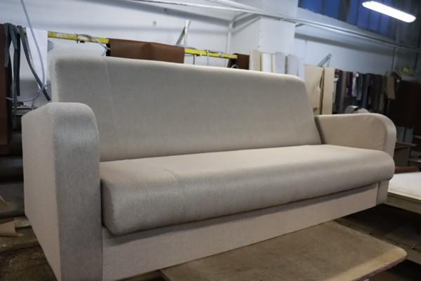 В ИК-12 ГУФСИН России по Свердловской области открылось новое производство мягкой мебели