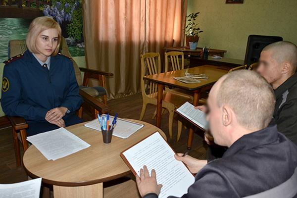 Психологи ИК-10 УФСИН России по Алтайскому краю разработали психокоррекционную программу по работе с осужденными инвалидами