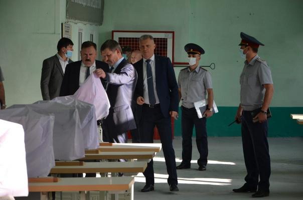 Директор ФСИН России Александр Калашников прибыл с рабочим визитом в Республику Дагестан