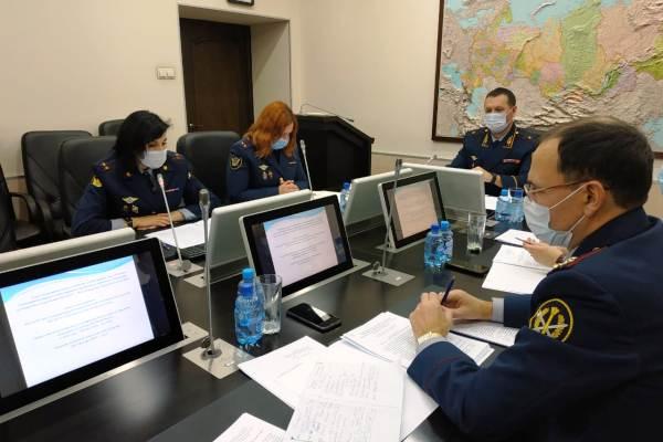 В ФСИН России состоялось Всероссийское совещание сотрудников психологических служб уголовно-исполнительной системы