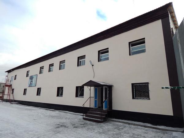 В ИК-12 ГУФСИН России по Свердловской области проведен ремонт жилых и хозяйственных помещений