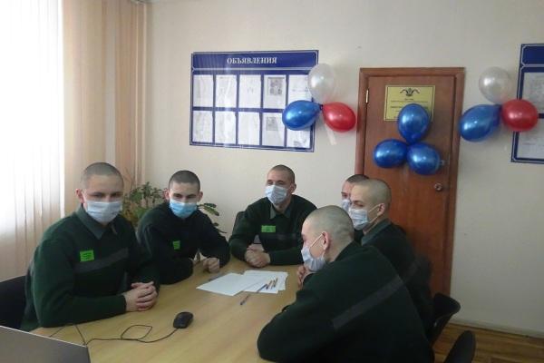 Осужденные Новосибирской и Томской воспитательных колоний приняли участие в межрегиональной интеллектуальной игре для несовершеннолетних осужденных