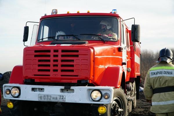 Сотрудники пожарной части ЛИУ-1 УФСИН России по Алтайскому краю присоединились к акции «Михутка исполняет мечту»