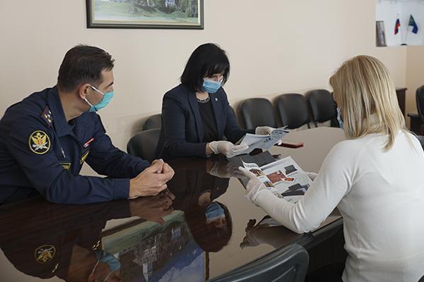К экологической программе по раздельному сбору мусора и переработке вторсырья готов присоединиться производственный сектор УФСИН России по Хабаровскому краю