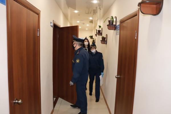 В ИК-12 ГУФСИН России по Свердловской области проведён капитальный ремонт комнаты длительных свиданий и помещения краткосрочных свиданий