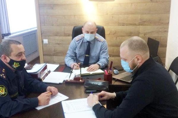 В УФСИН России по Республике Хакасия прошло совещание по вопросу увеличения объема выпускаемой продукции