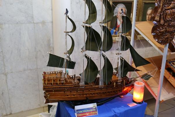 В ФСИН России открылась выставка товаров, сделанных в исправительных колониях