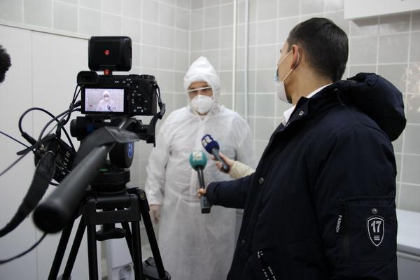 На базе ИК-32 ГУФСИН России по Пермскому краю открылась лаборатория для тестирования на наличие коронавирусной инфекции