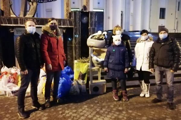 Сотрудники УФСИН России по Мурманской области присоединились к благотворительной акции