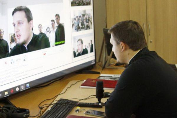 В учреждениях УФСИН России по Краснодарскому краю прошел дистанционный концерт студентов духовной семинарии
