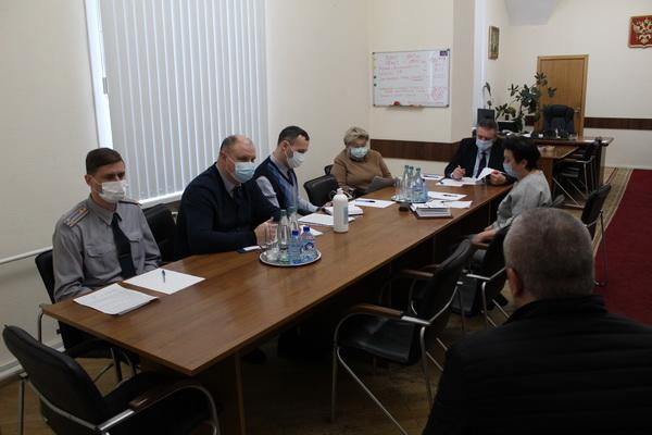 Уполномоченный по правам человека в городе Москве посетила следственный изолятор № 2 УФСИН России по г. Москве