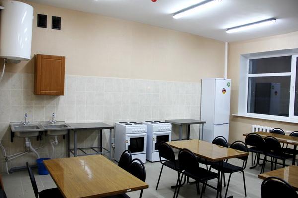 В Республике Коми впервые введен в эксплуатацию изолированный участок колонии, функционирующий как исправительный центр для осужденных к принудительным работам