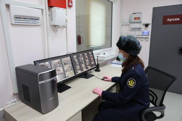 Участок, функционирующий как исправительный центр для женщин, открылся при ИК-6 ГУФСИН России по Свердловской области