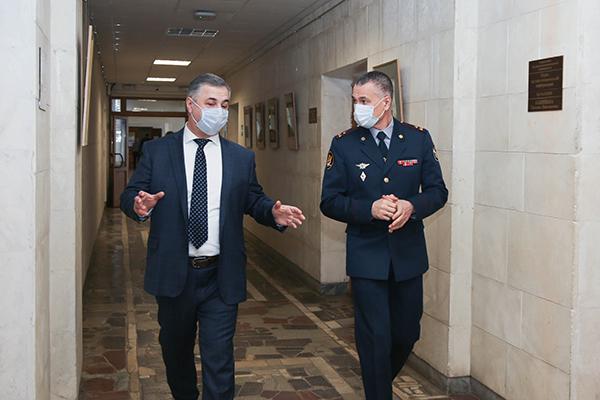 Между Владимирским государственным университетом и УФСИН России по Владимирской области было подписано соглашение о сотрудничестве
