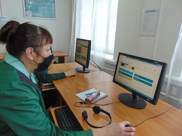 Осужденные ИК-9 ГУФСИН России по Новосибирской области приняли участие в написании Всероссийского «Экодиктанта»