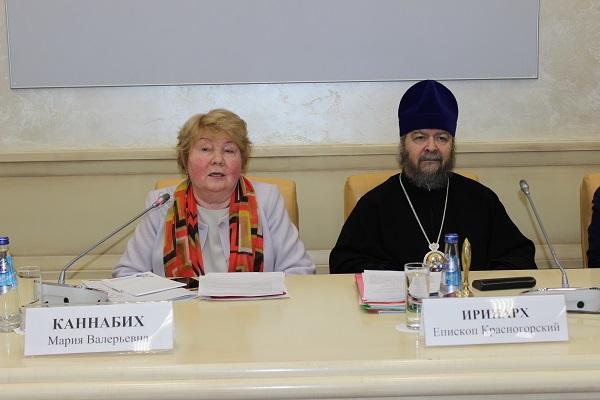 Мария Каннабих рассказывает о важной роли священников в осуществлении общественного контроля