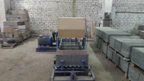 В ИК-13 УФСИН России по Республике Башкортостан запустили производство современных строительных материалов