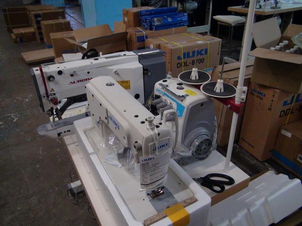 ИК-2 ГУФСИН России по Свердловской области закупила новое швейное оборудование