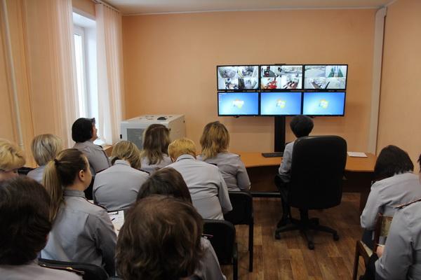 В УФСИН России по Республике Мордовия организовано обучение сотрудников, привлекаемых в качестве операторов ситуационного центра