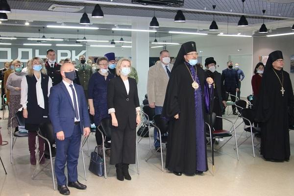 Представители УФСИН России по Республике Коми приняли участие в Международных Рождественских чтениях