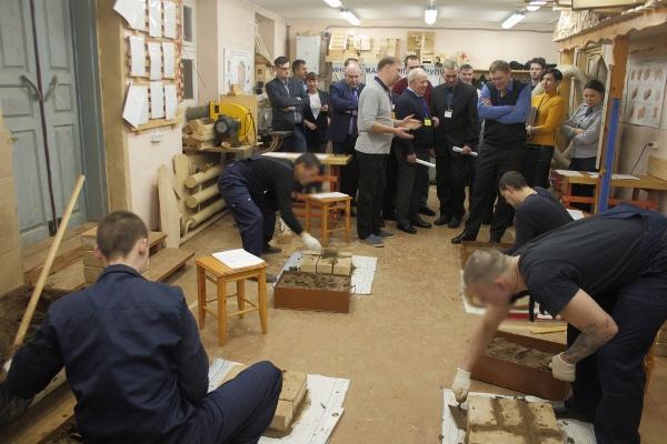 В УФСИН России по Архангельской области обсудили новаторские подходы в образовании осужденных