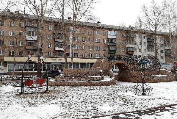 В ИК-15 ГУФСИН России по Челябинской области сделали арт-объекты для города Копейска