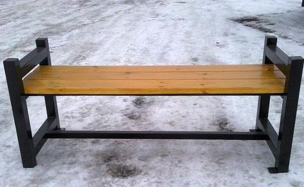 Предприятия УФСИН будут делать скамейки для тульских улиц