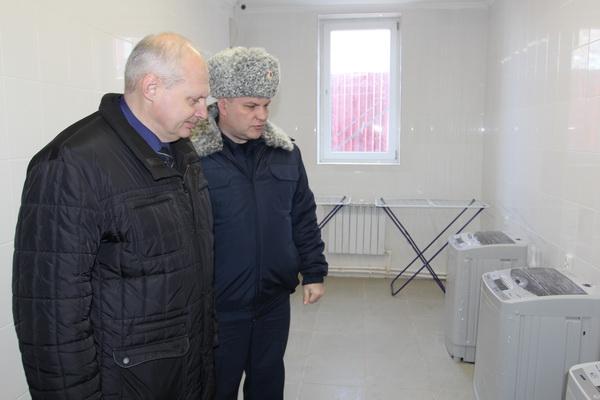 Первый на Кубани исправительный центр открылся при ИК-4 УФСИН России по Краснодарскому краю