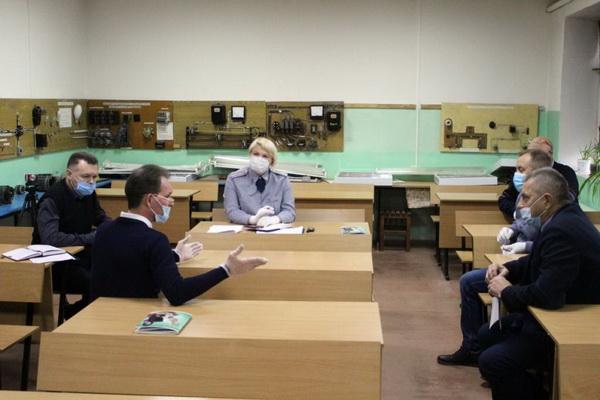 Преподаватели профучилища при ИК-18 УФСИН России по Мурманской области делились секретами педагогического мастерства