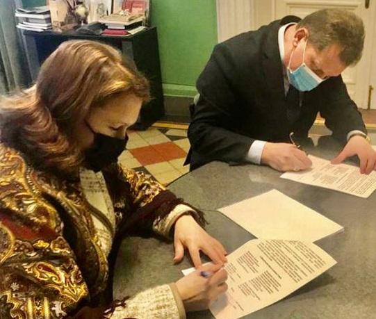 Заключено соглашение о сотрудничестве между Санкт-Петербургской государственной художественно-промышленной академией имени А.Л. Штиглица и Университетом ФСИН России