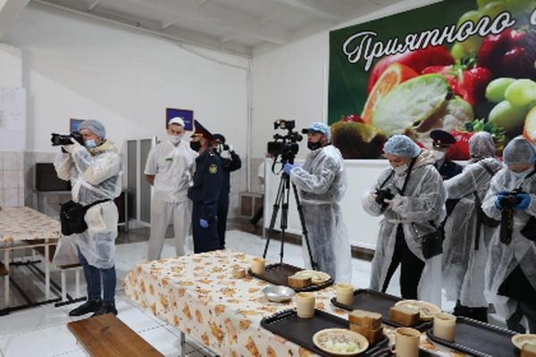 Представители девяти средств массовой информации посетили ИК-10 ГУФСИН России по Свердловской области