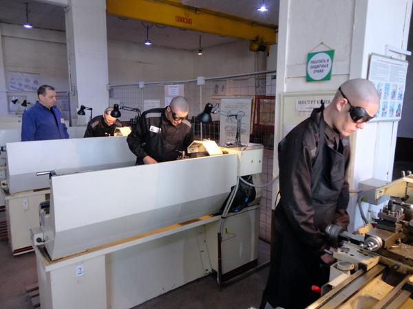 В учреждениях ГУФСИН России по Кемеровской области - Кузбассу к профессиональному обучению приступили более 3000 осужденных
