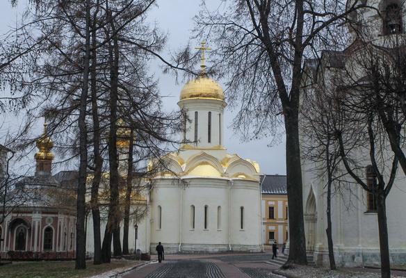 Сотрудники и работники структурных подразделений ФСИН России посетили Свято-Троицкую Сергиеву Лавру