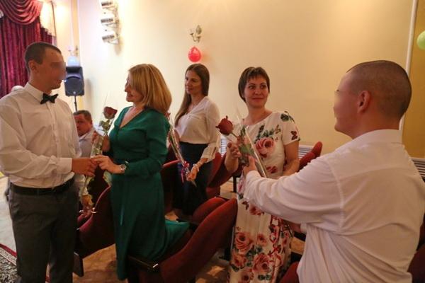 Начало нового учебного года в Брянской воспитательной колонии отметили праздничным концертом